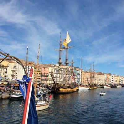 Sète, satamakaupunki Etelä-Ranskassa viettää Meripäiviään 2016