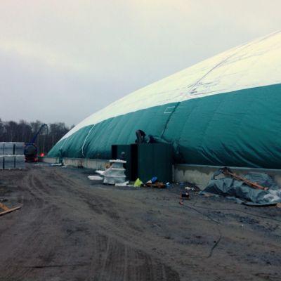 Fennia Arena vid Ehnvallen i Vasa.