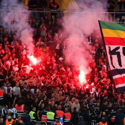 Paris Saint-Germain vs Red Star Belgrade