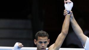 Robeisy Carrazana Ramirez från Kuba vinner OS guld i lättvikt London 2012