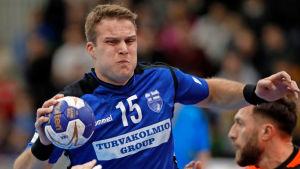 Richard Sundberg, landslaget.
