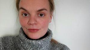 Närvårdaren Ella Granström.