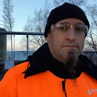 Porträttbild av Carl-Johan Sommardahl.