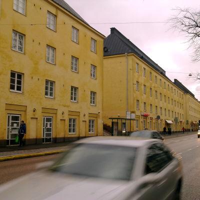 Backasgatan i Helsingfors