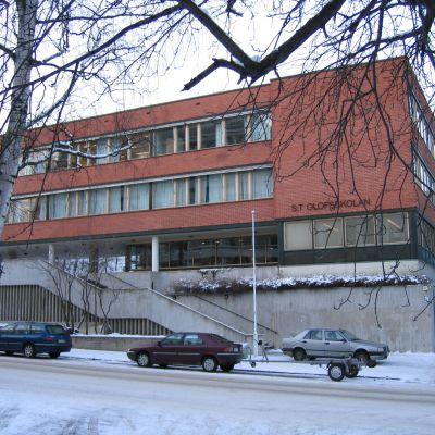 St Olofsskolan i Åbo