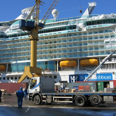 Fartygsbygge