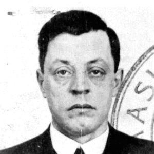 Arno Anthoni, chef för Statspolisen i Finland i början av 1940-talet.