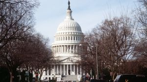 Kapitolium i USA.