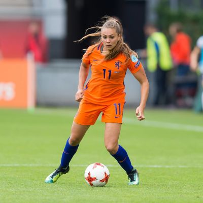 Efter tre och ett halvt år som spelare i Sverige ska Lieke Martens nu göra slut på de svenska damernas EM.