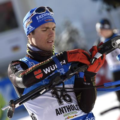 Simon Schempp, Anterselva, januari 2016.
