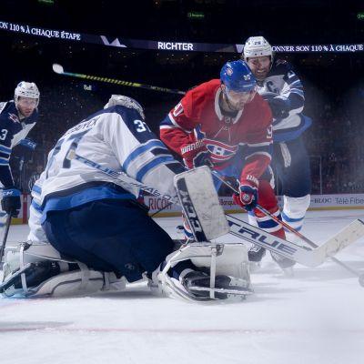 Winnipeg Montreal
