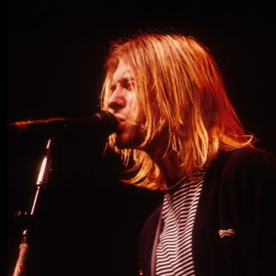 Kurt Cobain i New York Coliseum 14.11.1993.