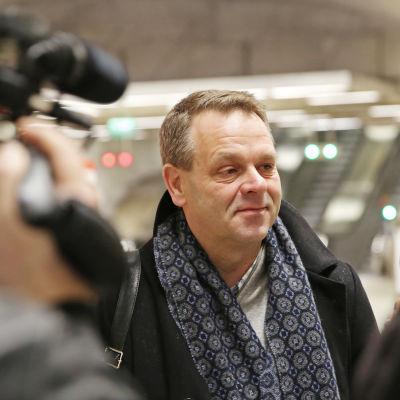 Helsingfors borgmästare Jan Vapaavuori.