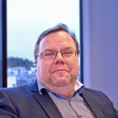 Tarmo Aarnio är kommundirektör i Kyrkslätt.