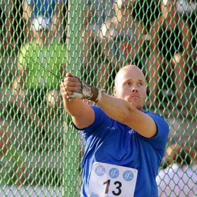 David Söderberg i lag-EM