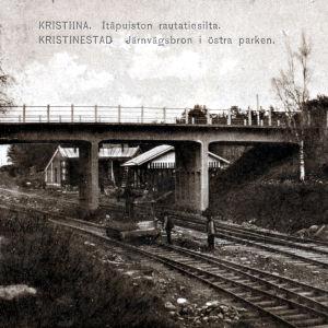 Kristiinankaupungin vanha rautatiesilta