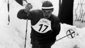 Veikko Hakulinen i vinter-OS 1952.