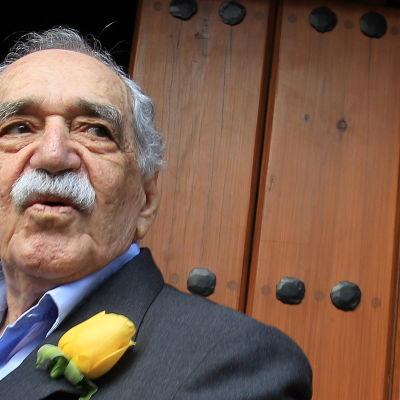Gabriel García Márquez, nobelpristagare,