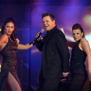 Jari Sillanpää lähti Euroviisuihin vuonna 2004
