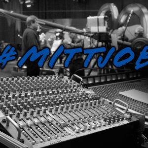 Studio med #Mittjobb-logo