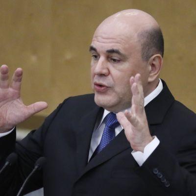 Venäjän pääministeriksi nousee Mihail Mišustin.