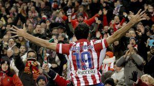 Diego Costa är Atletico-fansens gunstling.