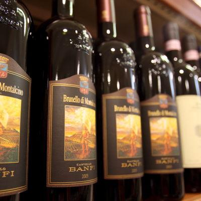 Brunello di Montalcino Castello Banfi 2003.