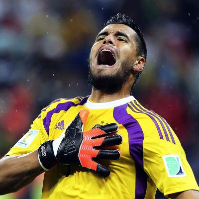 Sergio Romero nationalhjälte på nationaldagen!