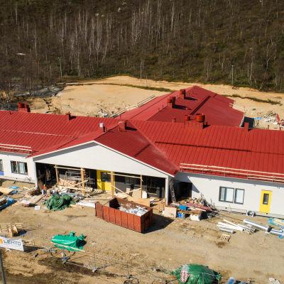 Utsjoen uusi koulu