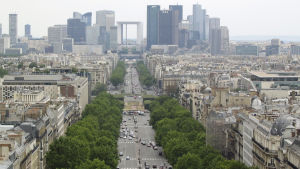 Pariisia ilmasta