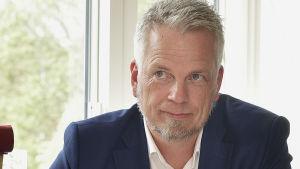 Patrik Ekblom VD för Nya Åland