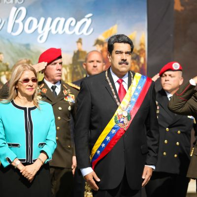 Venezuelas president Nicolas Maduro vägrar att fortsätta förhandlingar med oppositionen efter USA:s nya, omfattande sanktioner