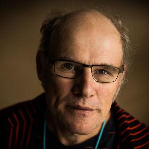 Yle Östnylands tekniker Stefan Paavola