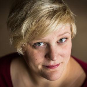 Yle Östnylands reporter Erica Vasama