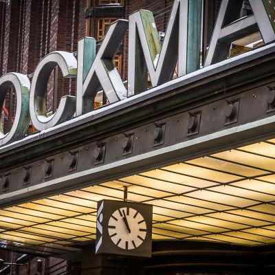 Stockmanns huvudentre'
