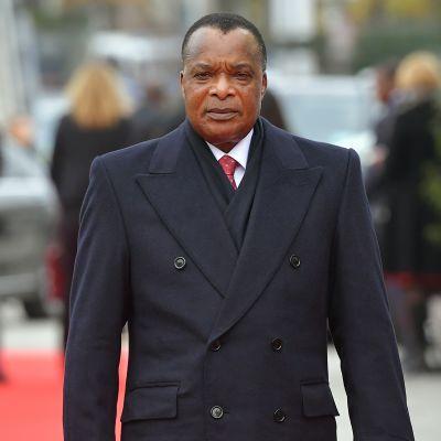 Kongon tasavallan presidentti Denis Sassou Nguesso