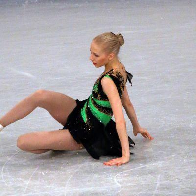 Juulia Turkkila, EM 2014