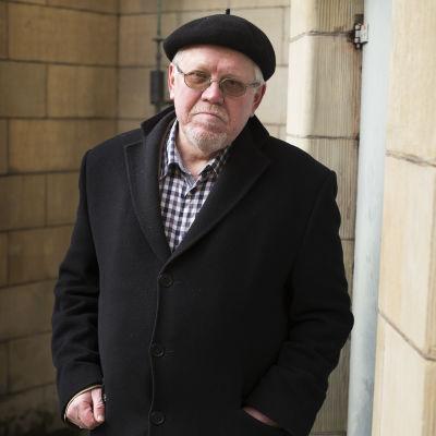 Författaren Lars Sund.