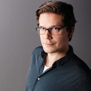 Toimittaja Janne Junttila