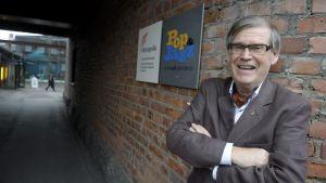 Musikpedagogen Klaus Järvinen