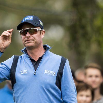 Mikko Ilonen, golfspelare