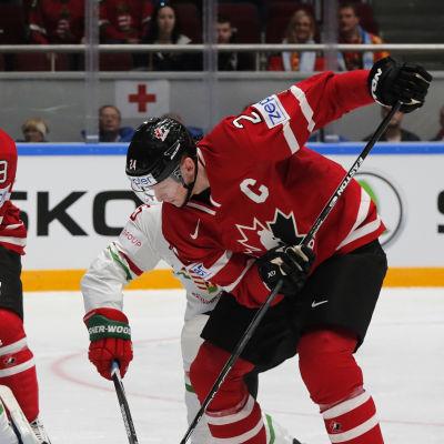 Corey Perry, kanadensisk ishockeyspelare.