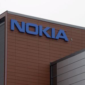 Nokias huvudkontor i Esbo den 18 november 2014.