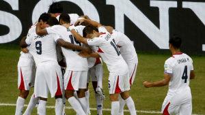 Costa Rica under VM 2014