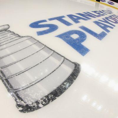Stanley Cup -logo, kuvituskuva