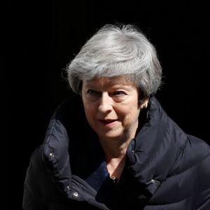 Storbritanniens premiärminister Theresa May