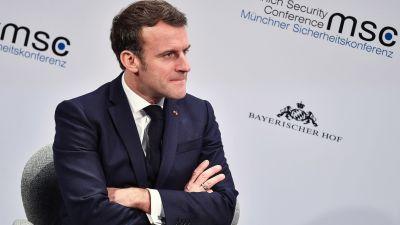 Presidentti Macron varoitti Münchenissä, että Yhdysvaltojen eristäytyminen Euroopasta heikentää länttä.