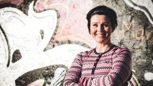 Jenny Belitz-Henriksson är författare och bloggare.