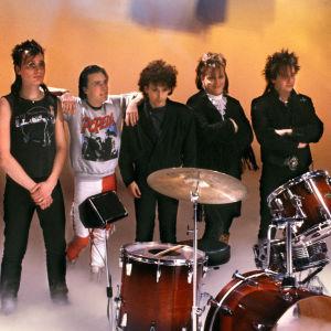 Dingo Hittimittarissa 1985.