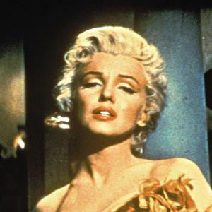 Marilyn Monroe elokuvassa Joki, jolta ei ole paluuta.